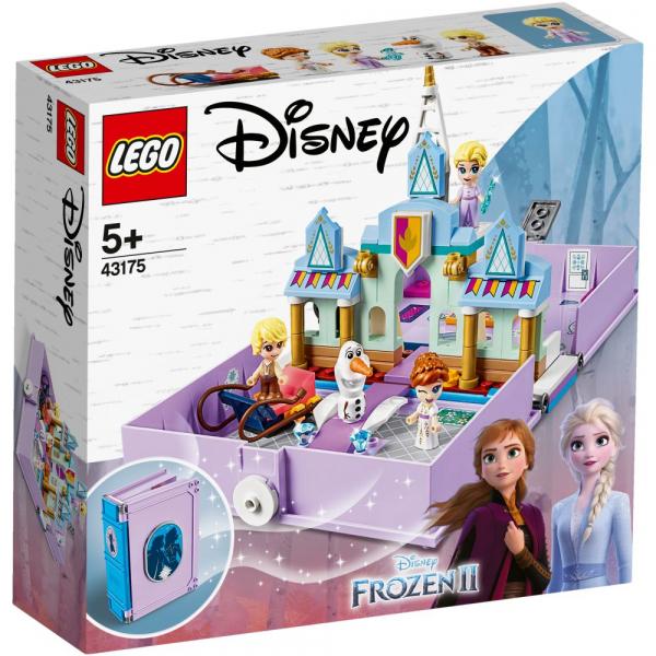 LEGO Disney Princess - Aventuri din cartea de povesti cu Anna si Elsa 43175 0