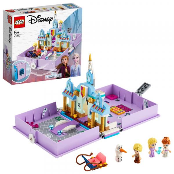 LEGO Disney Princess - Aventuri din cartea de povesti cu Anna si Elsa 43175 3