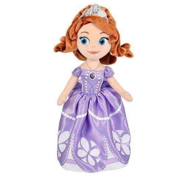 Figurină pluș Prințesa Sofia [0]