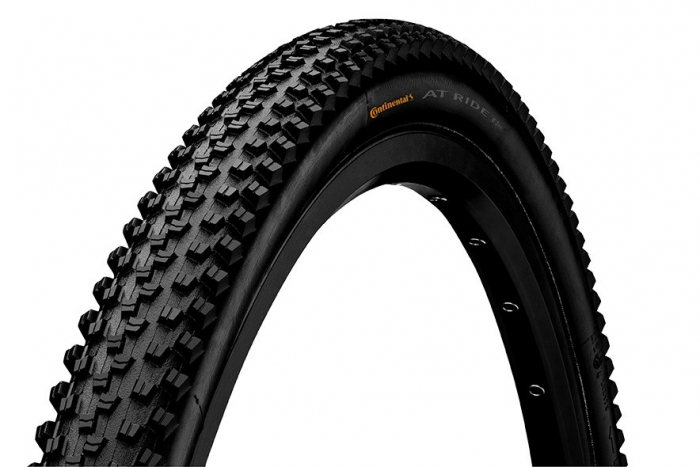 Anvelopa Continental AT Ride Puncture-ProTection 42-622 - cauicuc bicicleta 28 X 1.6 SL [0]
