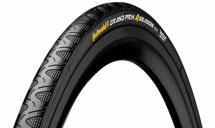 Cauciuc bicicleta 700 X 32C - anvelopa Pliabila Continental Grand Prix 4 Season 32-622 Black Edition SL [0]