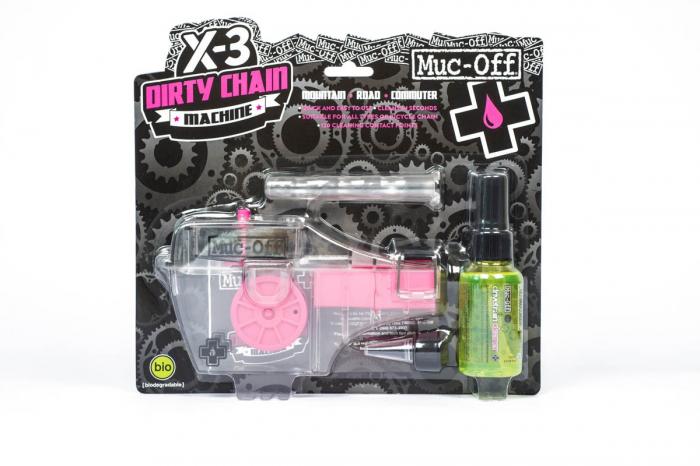 Aparat Muc-Off pentru curatat lantul X3 Chain Cleaner [0]