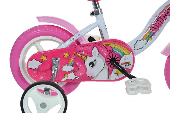 Bicicleta copii 10'' - UNICORN [8]