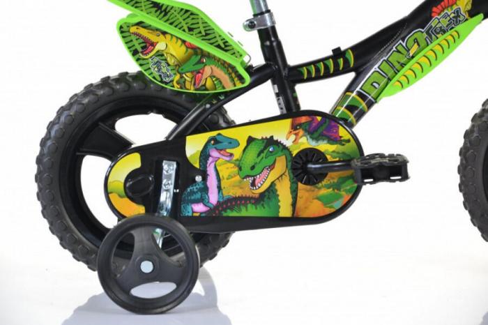 Bicicleta copii 12'' Dinozaur T-Rex [1]