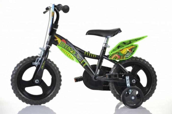 Bicicleta copii 12'' Dinozaur T-Rex [3]