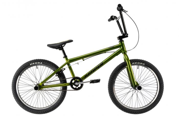 Bicicleta Copii Bmx Jumper 2005 - 20 Inch, Verde [0]