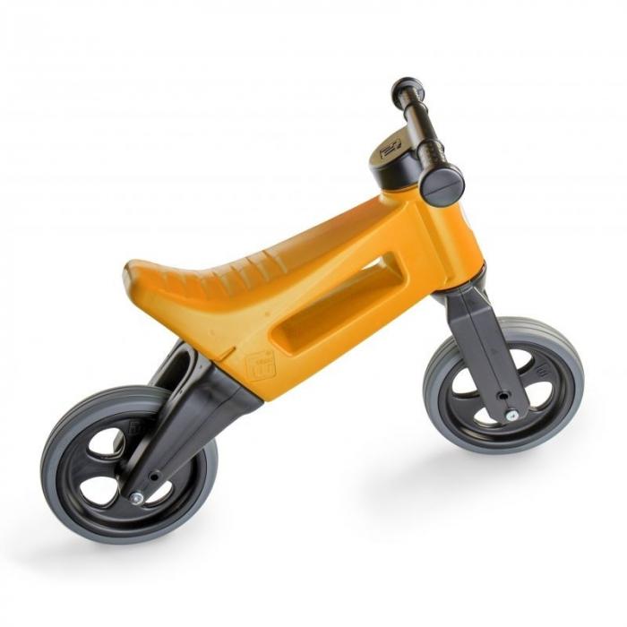 Bicicleta fara pedale Funny Wheels RIDER SPORT 2 in 1 Orange [1]