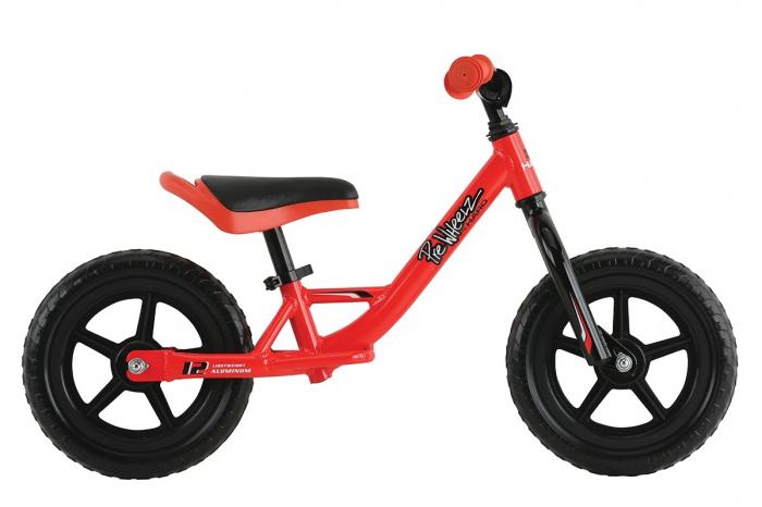 Bicicleta fara pedale Haro Prewheelz 12 rosu aprins 2019 [0]
