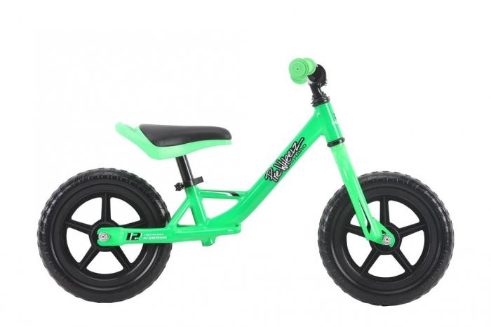 Bicicleta Haro PreWheelz 12 EVA fara pedale Verde 2019 [0]