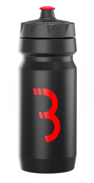 Bidon apa BBB BWB-0163 CompTank 550ml negru/rosu [0]