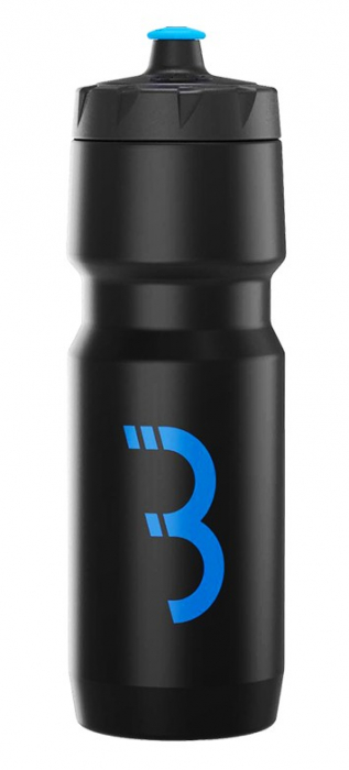 Bidon apa BBB BWB-0562 Comptank XL 750 ml negru/albastru [0]