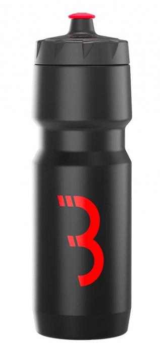 Bidon apa BBB BWB-0563 Comptank XL 750 ml negru/rosu [0]
