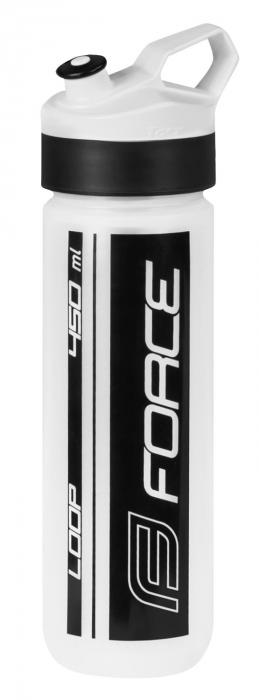Bidon Force Loop 0.45L, transparent [0]