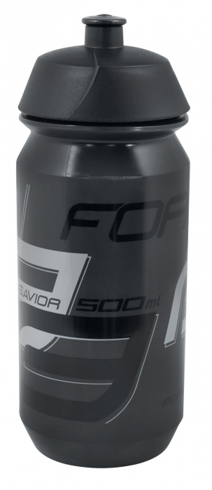 Bidon Force Savior 0.5l Negru/Gri [0]