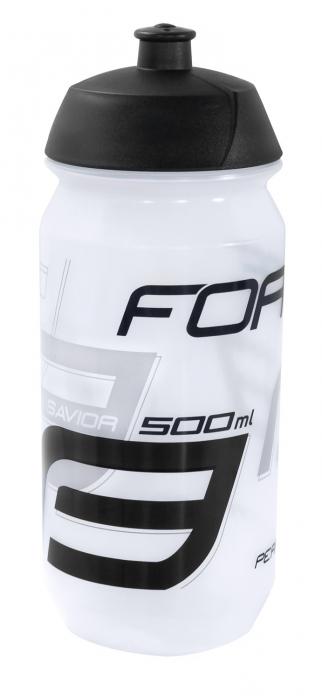 Bidon Force Savior 0.5l Transparent/gri/negru [0]
