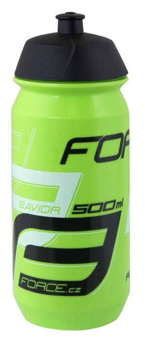 Bidon Force Savior 0.5L, verde/alb/negru [0]