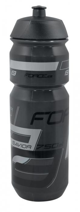 Bidon Force Savior 0.75l Negru/Gri [0]