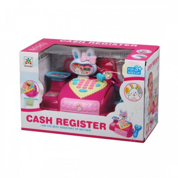 Casa de marcat jucarie Rabbit Cash Register 2