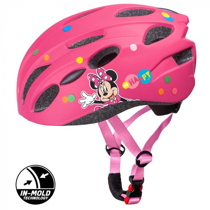 Casca copii Seven In Mold Bike Helmet Minnie, M (52-56 cm) [0]