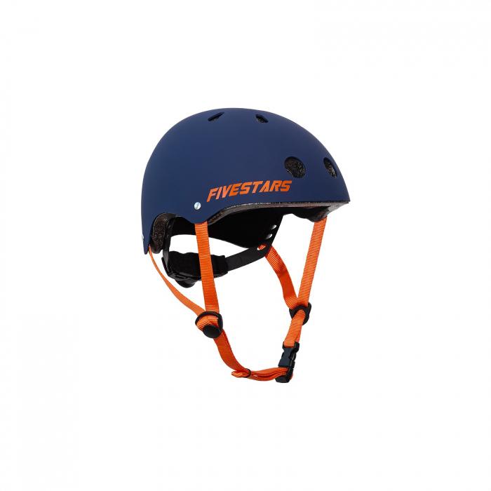 Casca Fivestars Ride Albastru Mat M-L (54-59 cm) [0]