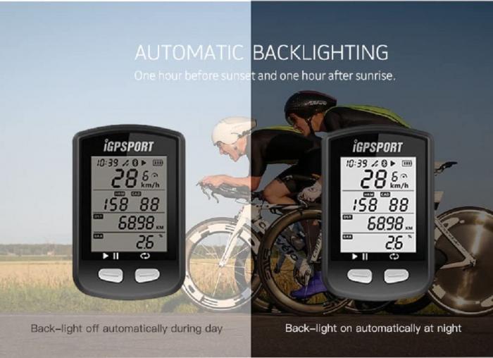 Ciclocomputer GPS iGPSPORT iGS10S [3]
