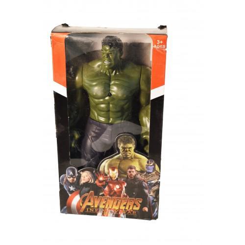Figurina Hulk cu efecte sonore, Avengers, 30 cm [0]