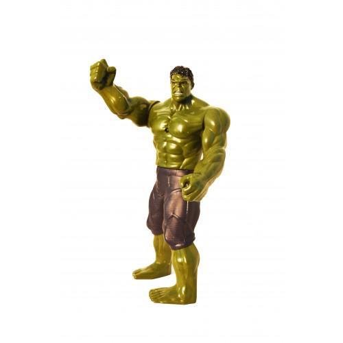 Figurina Hulk cu efecte sonore, Avengers, 30 cm [2]