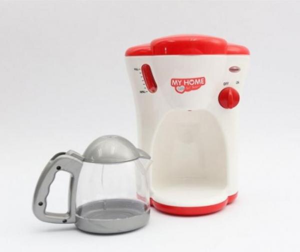Cafetiera, jucarie pentru copii, cu functii, sunete si lumini 1