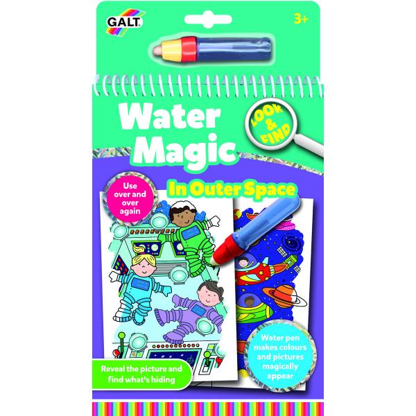 Water magic: Carte de colorat Spațiu 0