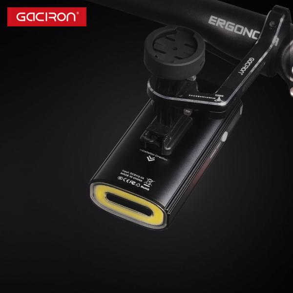 Far Led Gaciron V20D 1700 luemni, 2 in 1 lumina fata/ spate, rezistent la apa IPX6, Baterie 5000 mAh [3]
