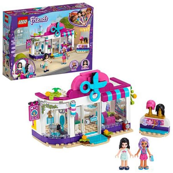 LEGO Friends: Salonul de coafura din orasul Heartlake 41391, 6 ani+, 235 piese 2