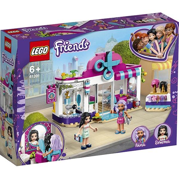 LEGO Friends: Salonul de coafura din orasul Heartlake 41391, 6 ani+, 235 piese 0