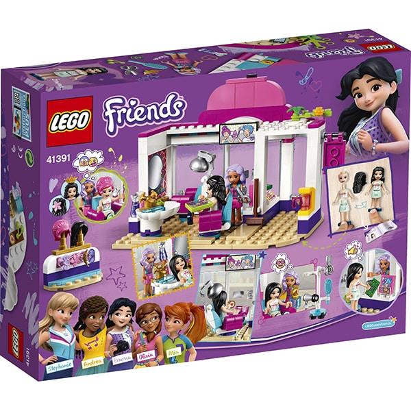 LEGO Friends: Salonul de coafura din orasul Heartlake 41391, 6 ani+, 235 piese 1