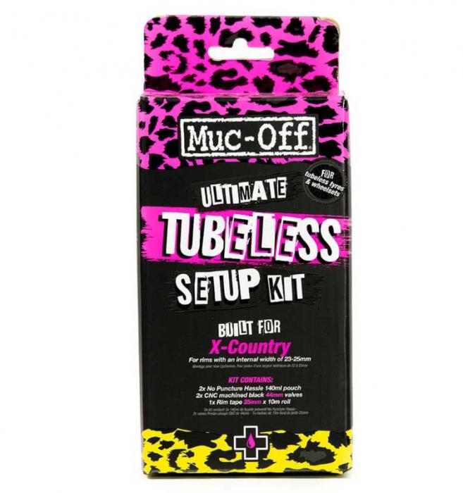 Kit Tubeless Muc-Off Ultimate - XC/Gravel [0]