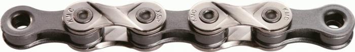 Lant KMC X8 Silver/Grey 8 Viteze 114 Zale [0]