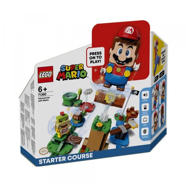 LEGO Super Mario, Aventurile lui Mario - set de baza 71360 0