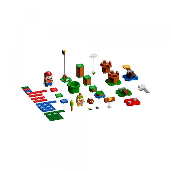 LEGO Super Mario, Aventurile lui Mario - set de baza 71360 7