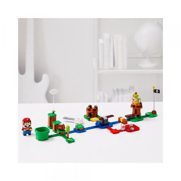 LEGO Super Mario, Aventurile lui Mario - set de baza 71360 1
