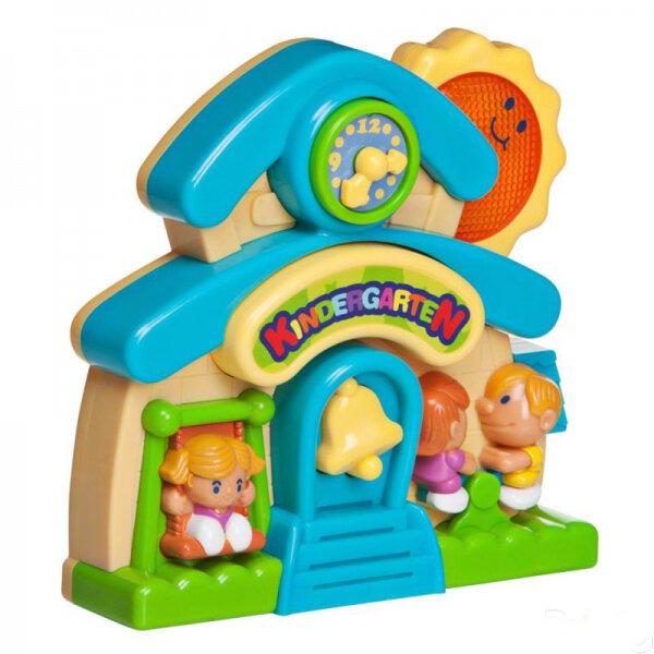 Jucărie muzicală cu activități - La grădiniță [1]