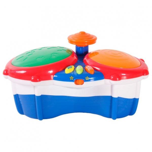 Jucărie muzicală - Tobiță Bongo 0