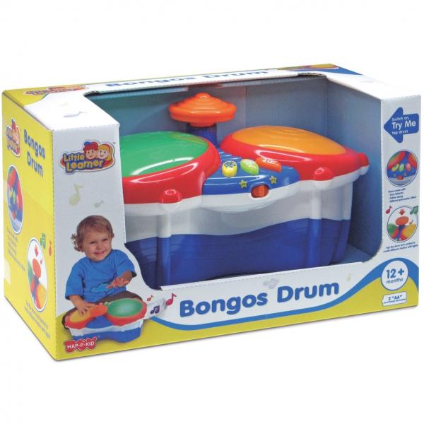 Jucărie muzicală - Tobiță Bongo 1