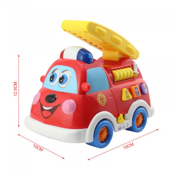 Masina de pompieri electrica - pompier [3]