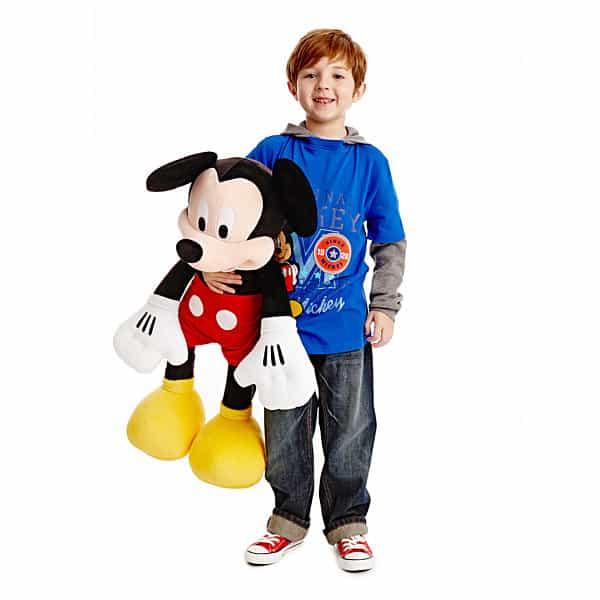 Mickey Mouse pluș 70 cm muzical 0