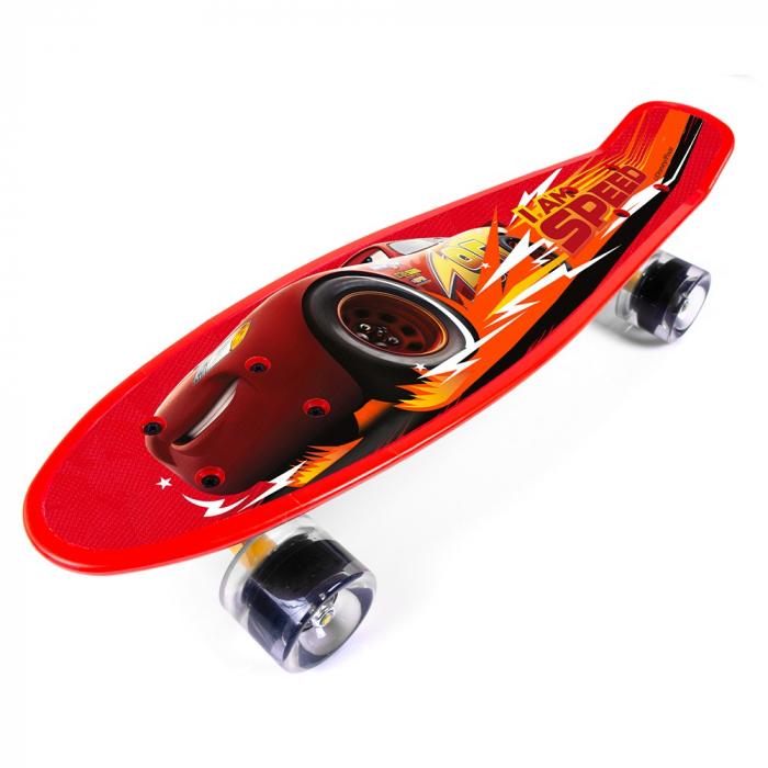 Penny Board Seven Cars [0]