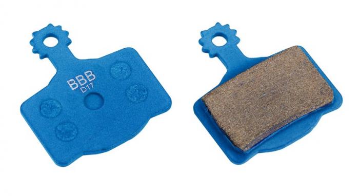 Placute frana BBB BBS-36T DiscStop compatibile cu Magura 2011 MT2/4/6/8 organic [0]