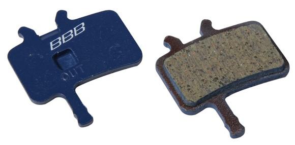 Placute frana BBB BBS-4201 compatibile cu Avid Juicy 7, 5, 3, Ultimate [0]