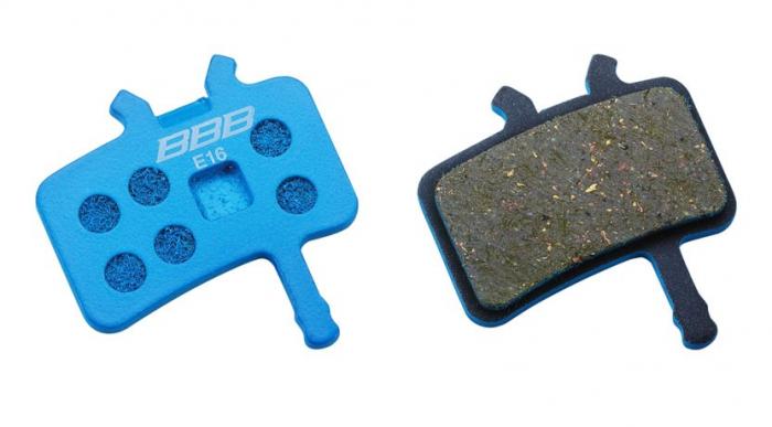 Placute frana BBB BBS-4201 DiscStop Avid Juicy 3/5/7 organice [0]