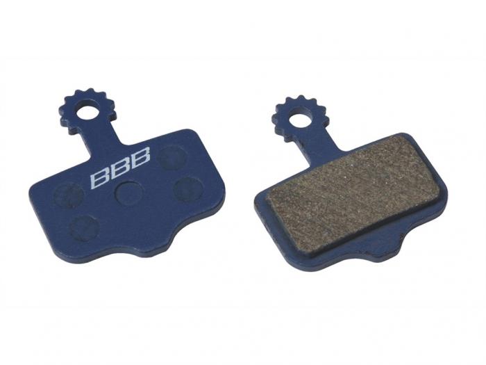 Placute frana BBB BBS-4411 compatibile cu  Avid Elixir, Sram XX, X0 organice [0]