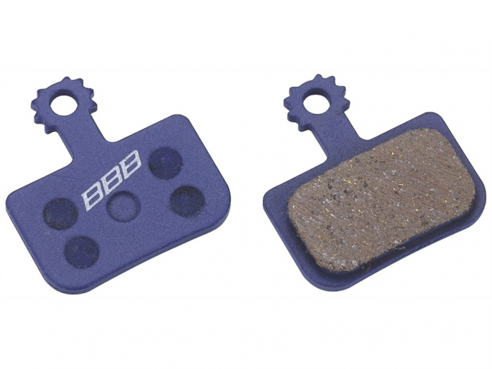Placute frana BBB BBS-4431 Avid DB1/DB3 organice [0]