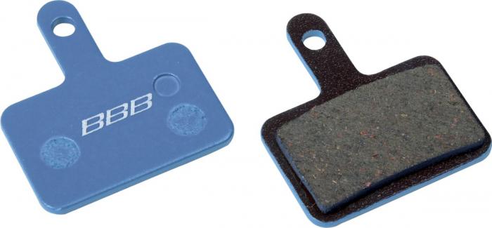 Placute frana BBB BBS-5301T compatibile cu Shimano si Tektro [0]